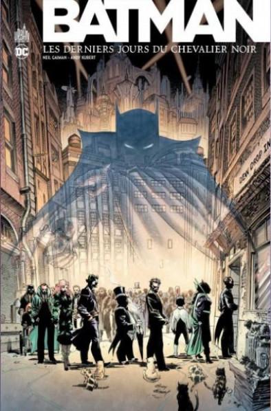 Même mort, le Batman est agressif ! ©DC Comics / Urban Comics
