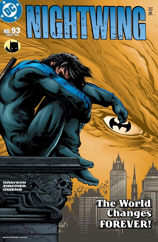 Une couverture qui met dans l'ambiance…  © DC Comics