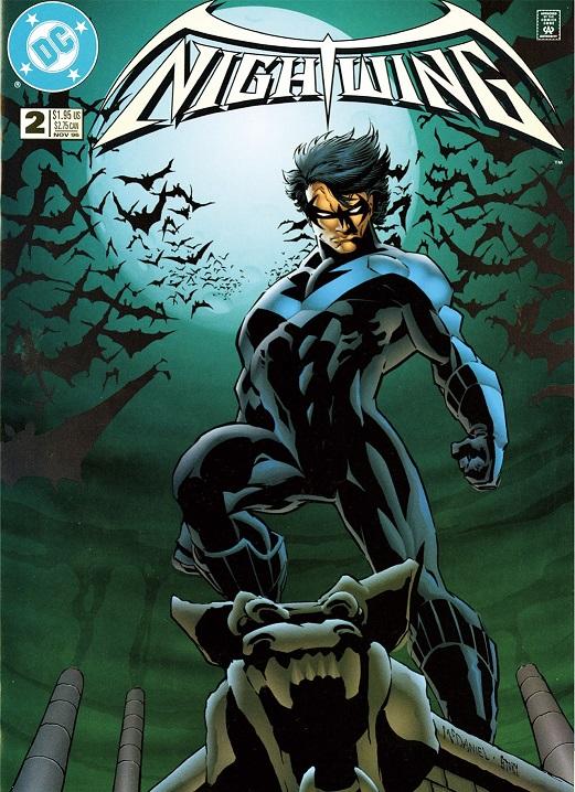 Pas facile de sortir de l'ombre de la Bat © DC Comics