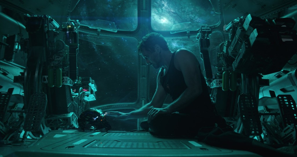 Tony est au bout du rouleau, le film aussi…  Source : Livemint https://www.livemint.com/industry/media/-avengers-endgame-leaves-behind-lessons-for-bollywood-1557900345079.html  © Marvel Studio / Walt Disney Company