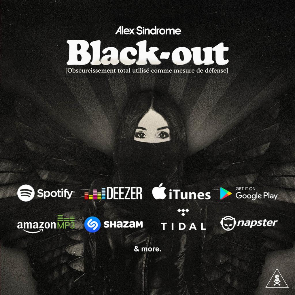 Un grand album de pop noire disponible chez tous les exploitants les sites d'écoute en ligne.