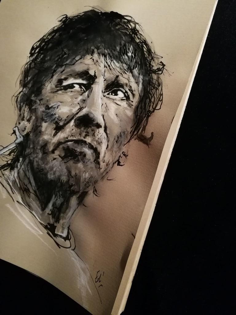 Un Roger Waters à peine apaisé ?  ©Edwige Dupont