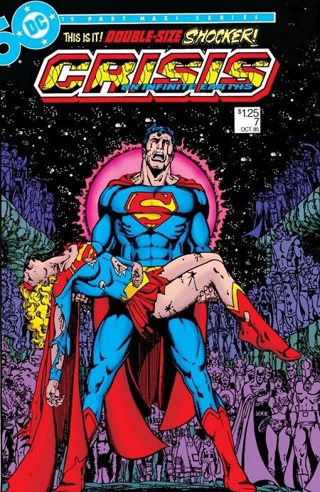 Il ne peut en rester qu'un… © DC Comics