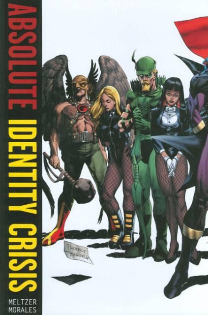 Alors on dirait qu'on va raconter une histoire pour adultes, et que ça va ressembler à ça… © DC Comics