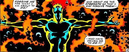 Aussi fort que Jésus Christ! © Marvel Comics