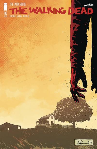 Qui ce cadavre ambulant menace t'il pour la dernière fois ?  © Image Comics