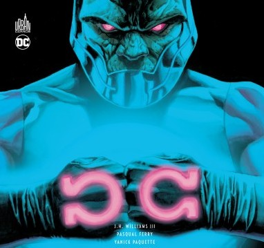Darkseid Returns ! © DC Comics
