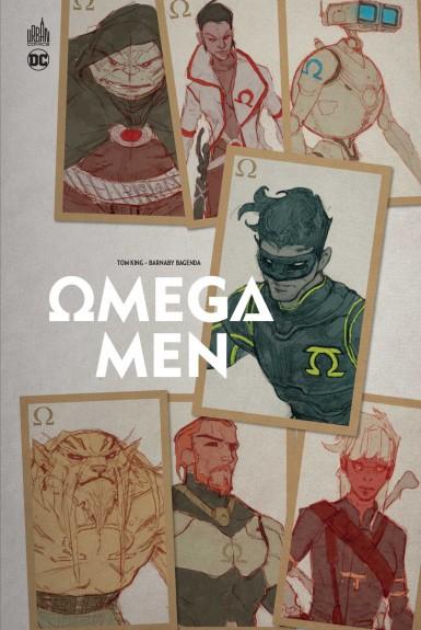 Des Omegas qui font de la résistance  (c) DC Comics