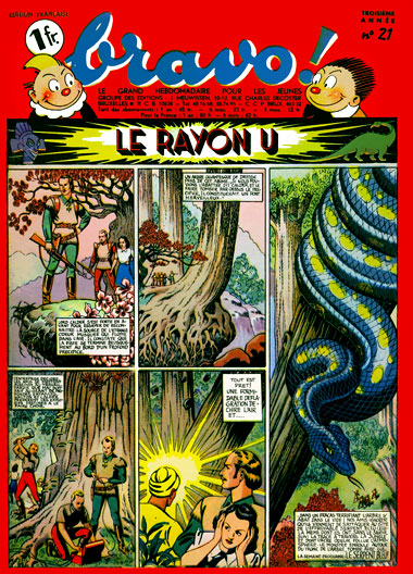 La publication originelle