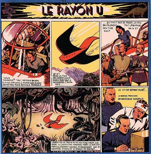 Pris au piège par l'infâme Capitaine Dagon !