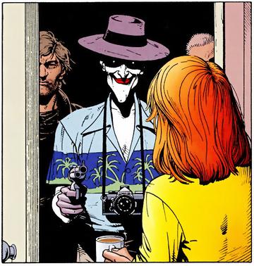 Bonjour mademoiselle, connaissez-vous le message de notre sauveur Bozo? ©DC Comics
