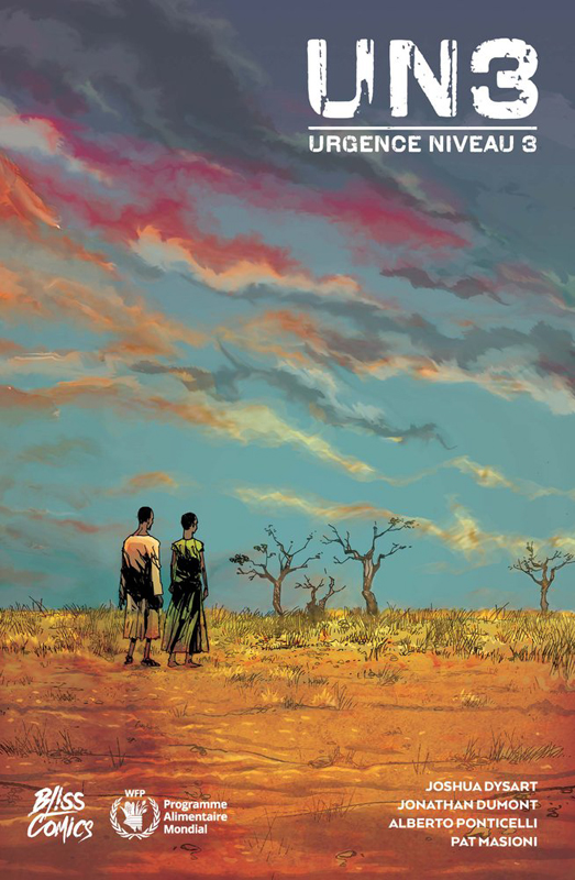 Une oeuvre coup de poing d'un courage et d'une intégrité sans faille : UN3. ©Bliss Comics