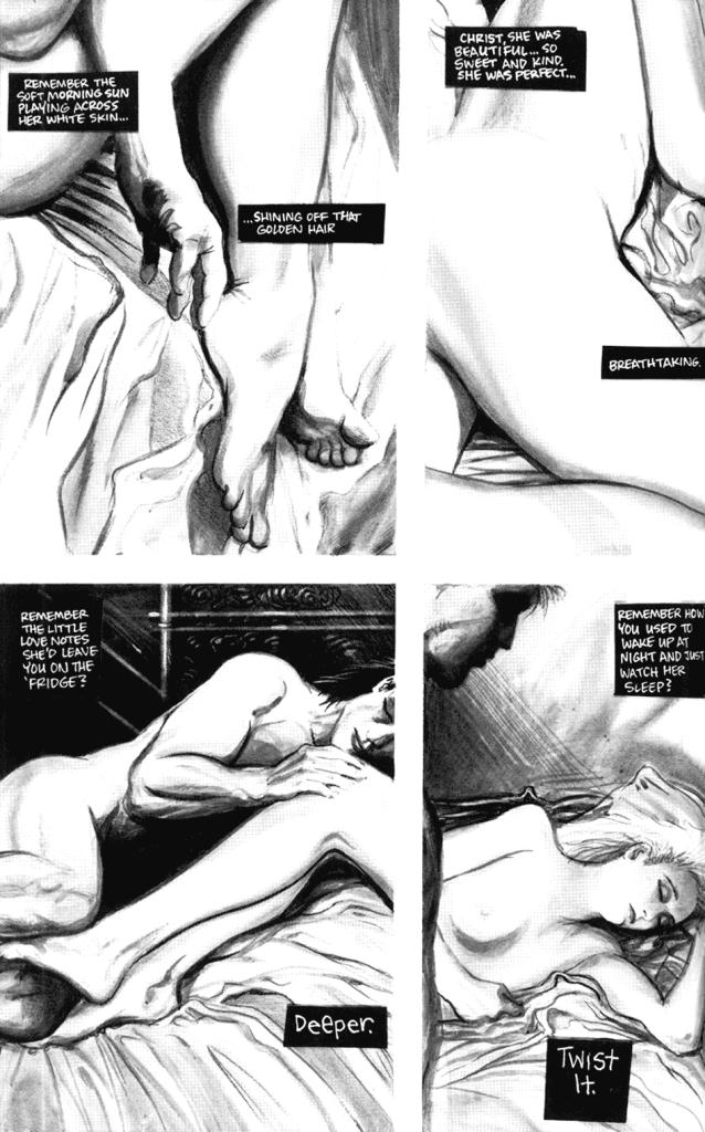 Complaisance dans la douleur  ©IDW Comics