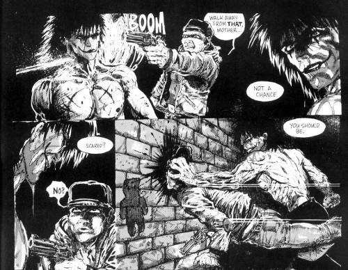 Colère  ©IDW Comics