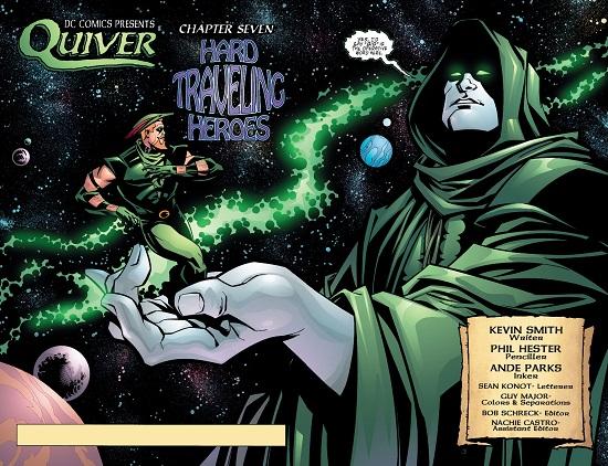 Notre Hal Jordan qui êtes aux cieux, que votre nom soit en continuité.... © 2001-DC Comics