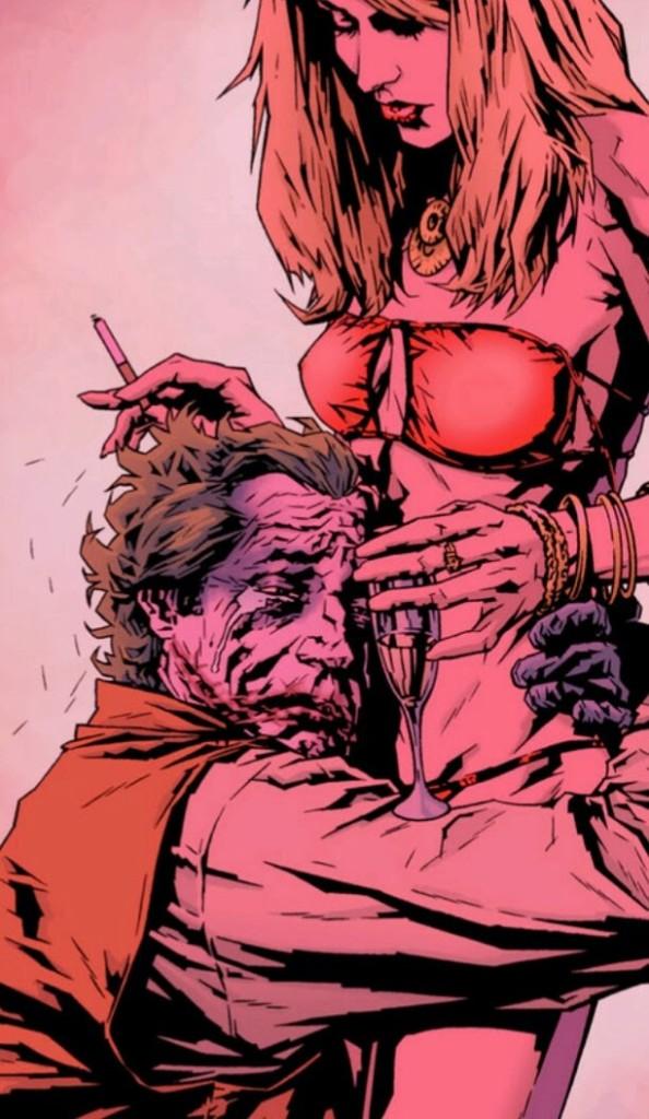Pathétique et poignant  ©DC Comics