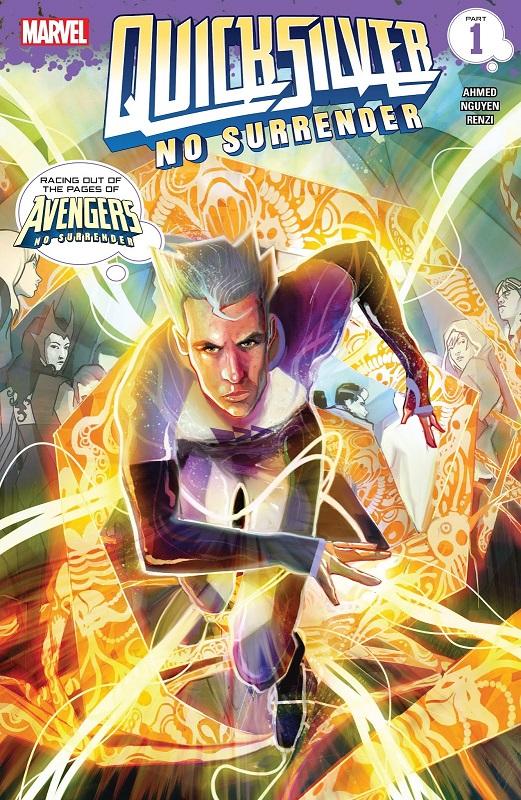 Bienvenue dans la spirale infernale  © Marvel Comics