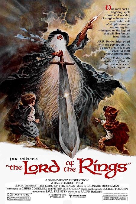 Mythique première adaptation au cinéma. © United Artists / Warner Bros.