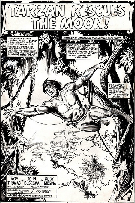 Les aléas de l'encrage... © Marvel Comics