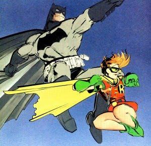Bruce et sa clé à molette... ©Dc Comics