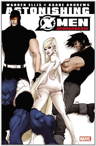 """On savait Emma adepte de chirurgie esthétique, mais là, sur le popotin, il y aurait de quoi coller un procès au chirurgien qui a sans doute un peu forcé sur le """"Kick""""... ©Marvel Comics"""