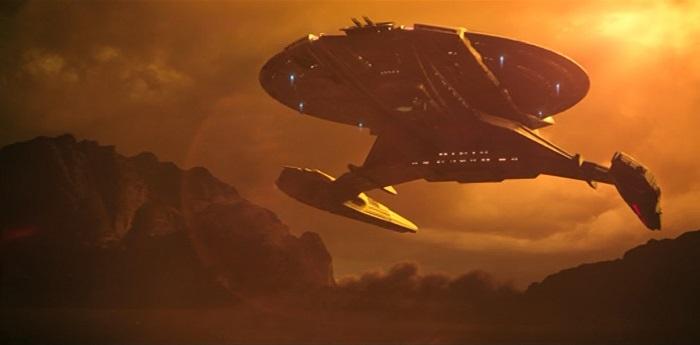 L'USS Discovery, un vaisseau pas comme les autres  ©CBS