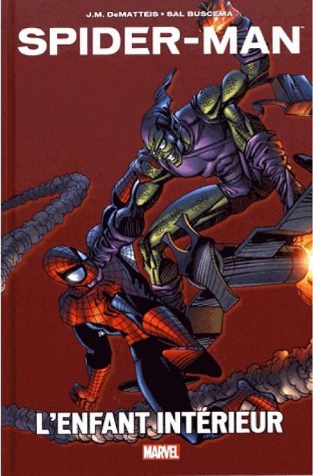 Les frères ennemis. © Panini Comics / Marvel Comics