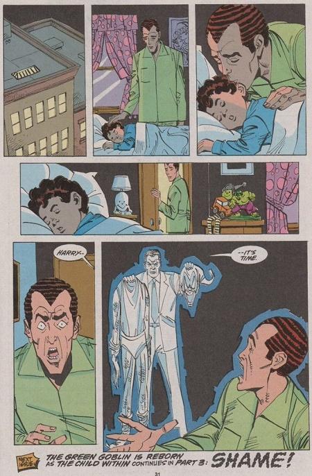 Tel père, tel fils? © Marvel Comics