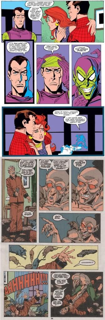 Tragédie à tous les étages… © Marvel Comics