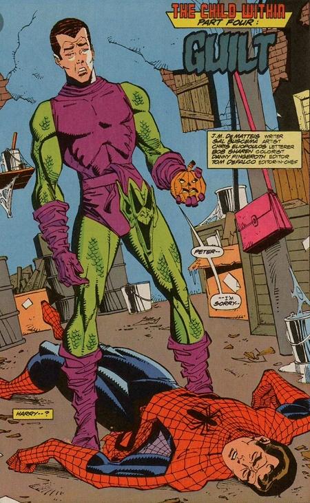 Peut-on tuer son meilleur ami? © Marvel Comics