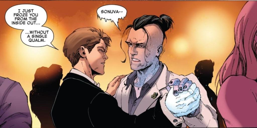 Maintenant que deviennent, que deviennent... © Marvel Comics