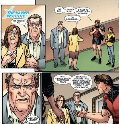 Voilà, c'est dit ! © Marvel Comics