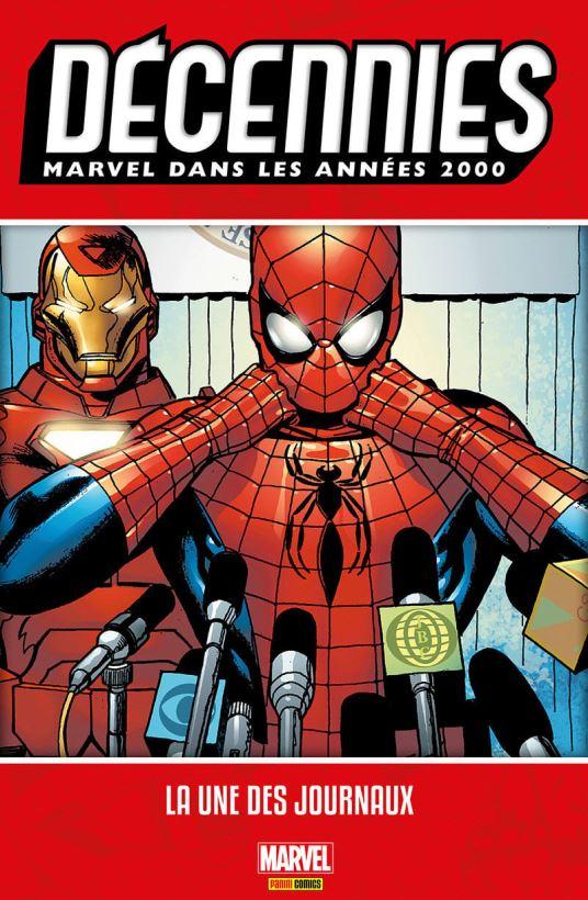 Mise à nu  © Marvel Comicst