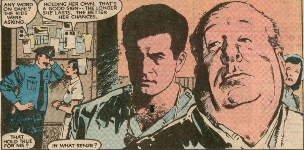 Alfred Hitchcock, un cameo de luxe qui a toute sa place dans cette histoire. ©Marvel comics