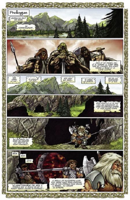 Heroic Fantasy. © Marvel Comics