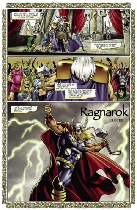 YAAAAH !!! © Marvel Comics