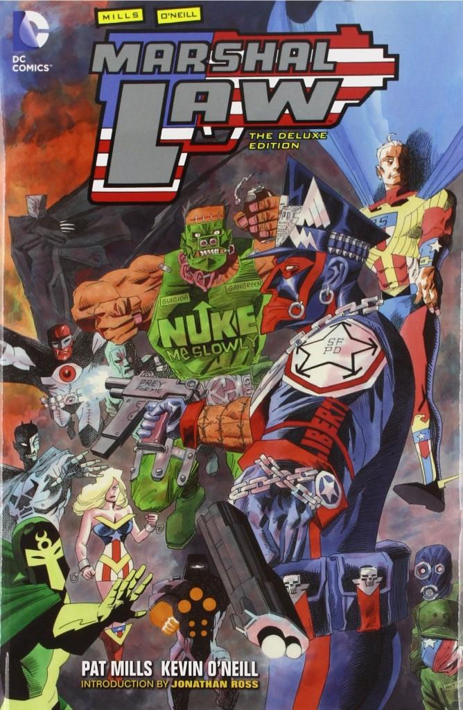 «Nuke Me Slowly», qu'en termes choisis ces choses-là sont-elles dites. ©DC Comics