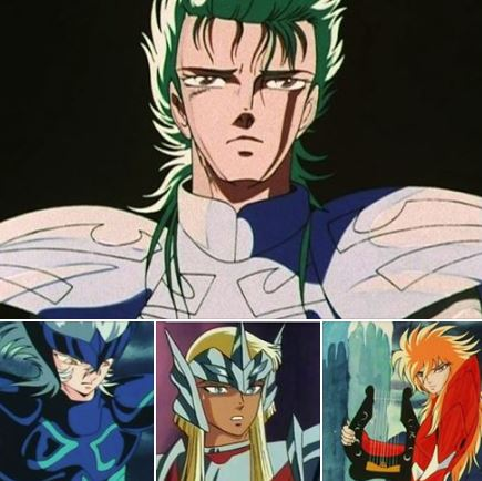 Des adversaires tourmentés à l'enfance malheureuse  ©Masami Kurumada / Shueisha / Toei Animation Source St Seiyapedia http://www.saintseiyapedia.com/wiki/Bud_d%27Alcor