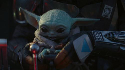 De moi, de nombreuses peluches et figurines se vendront ! (c) Lucasfilms