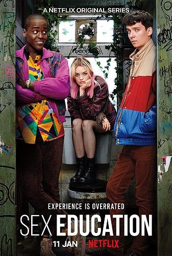 Les affres de l'adolescence se passent aussi aux toilettes © Netflix  Source IMDb