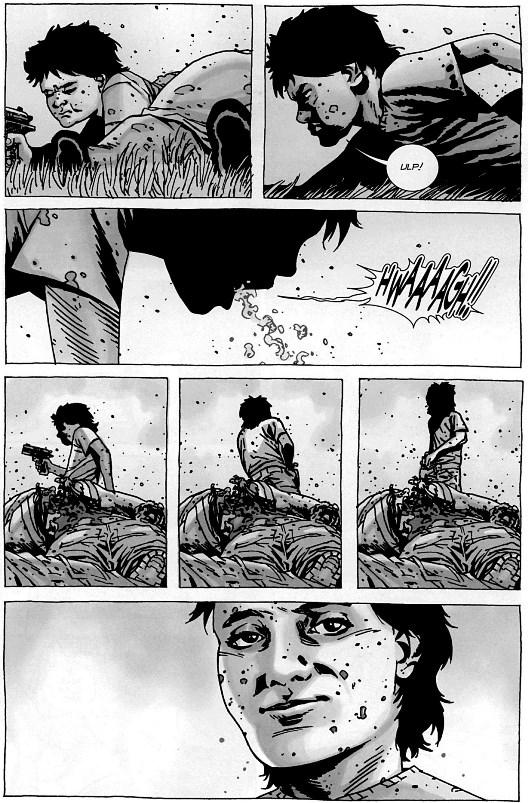 Une narration visuelle souvent épatante  ©Image Comics