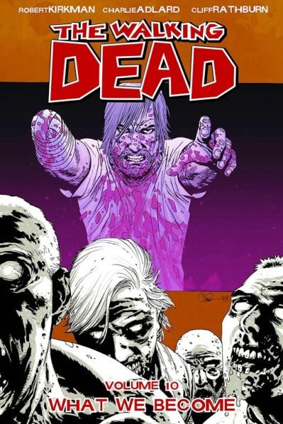 Ah ben, voilà même Rick Grimes qui joue au zombie ! ©Image Comics