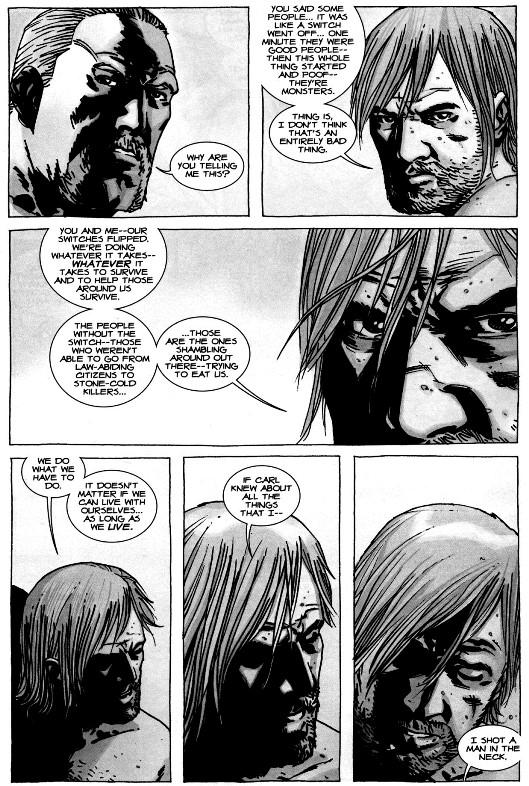 Des têtes qui parlent  ©Image Comics