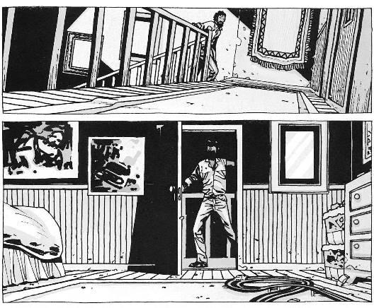 Juste assez de détails  ©Image Comics