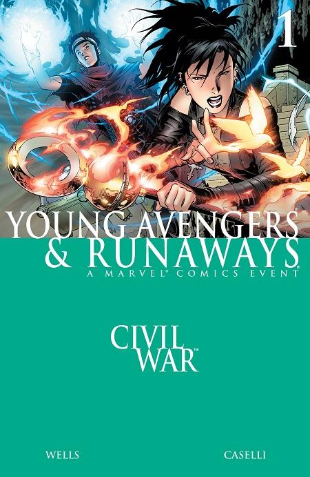 Oyé! lecteur complétiste, achètes donc tout ce qui sort sous la bannière Civil War! © Marvel Comics