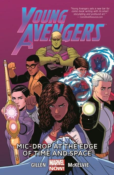 Une équipe qui a bien changé… © Marvel Comics