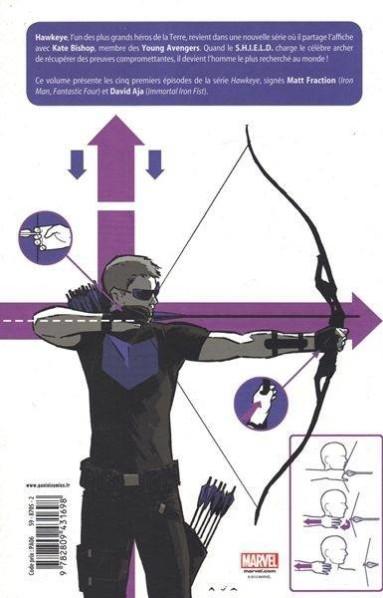 Lire Matt Fraction vous permettra-t-il dêtre un bon archer ?  ©Marvel Comics