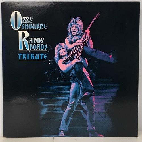 Ozzy insiste pour mettre son guitariste à l'honneur sur un disque testament . ©1987-CBS Source: http://img21.shop-pro.jp/PA01354/443/product/144978827.jpg?cmsp_timestamp=20190818030950