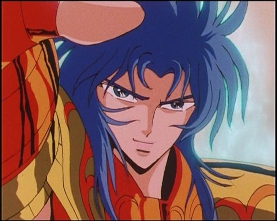 Kanon des Gémeaux, un personnage crucial pour tout le reste de...la Saga !  ©Masami Kurumada / Shueisha / Toei Animation