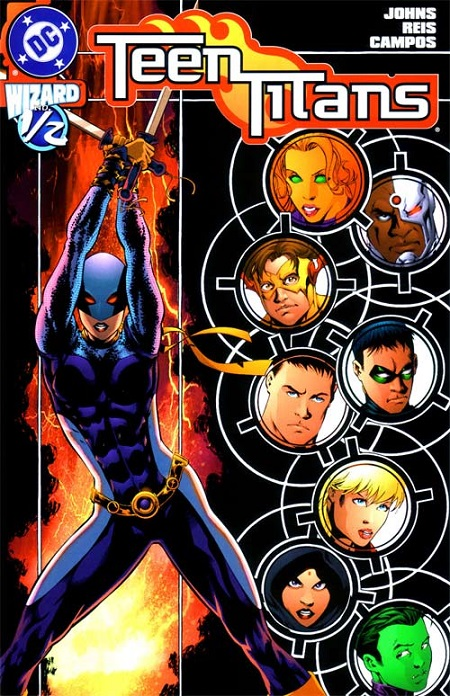 Goeff Johns replace un de ses plots dans la série. ©2003-Mike Mc Kone-DC Comics